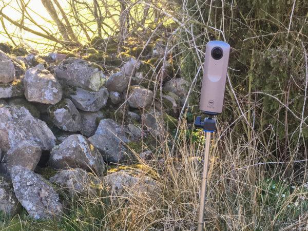 Ricoh Theta 360 graders kamera