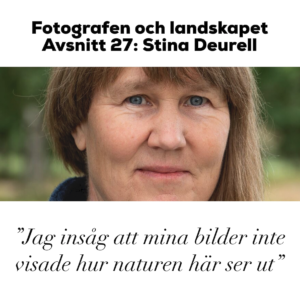 podden Fotografen och Landskapet